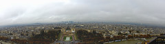 Parigi Pano 4 (Dubliner_900) Tags: tamron1750mm28 parigi paesaggio panorama landscapes trocadero equirectangular equirettangolare d7000 landscape paesaggi nikon