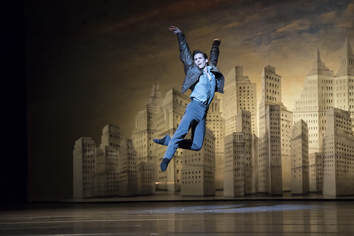 The three-week tour will see the Company perform in Washington D.C., Chicago and New York.