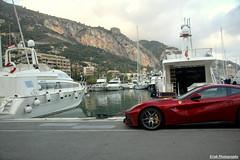 F12 Berlinetta Menton 3 (Errek Photography) Tags: ferrari menton f12 berlinetta yacth
