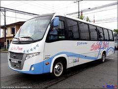 Seba Bus.- (»||Buses-de-chile||« E. Navarrete) Tags: fly chillan volare w9 agrale sebabus