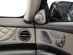 Mercedes-Maybach Clase S (Revistadelmotor) Tags: s clase daimler pressphoto presse mercedesmaybach