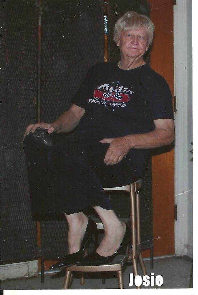 0 Josie @ Augusta Ga 11102014-2 size 10 - 4 inch heel pumps by