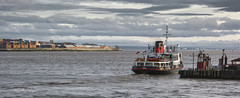 I`ll be back (alundisleyimages@gmail.com) Tags: sky panorama tourism nature water weather clouds liverpool buildings cityscape cheshire vista attraction wirral merseyside rivermersey merseyferries stanlow themerseyferries