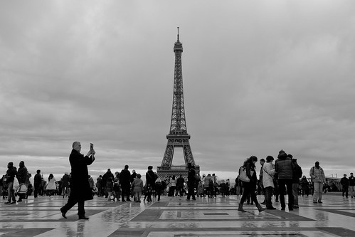 Classic eiffel by Hernan Piñera, on Flickr