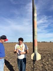 LRA 2014 Nov. Launch (UT Aerospace Engineering & Engineering Mechanics) Tags: ut rockets lra 2014 aseem longhornrocketryassociation