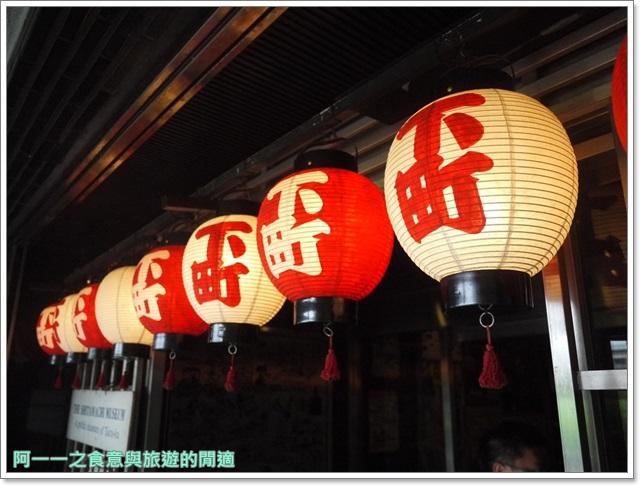 東京自助旅遊上野公園不忍池下町風俗資料館image040