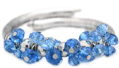 Glimpse of Malibu Blue Bracelet P9510-4