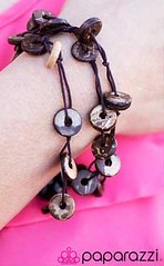 5th Avenue Brown Bracelet K1 P9411-4