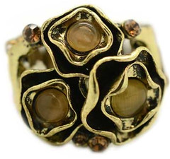 5th Avenue Brass Ring P4311A-1