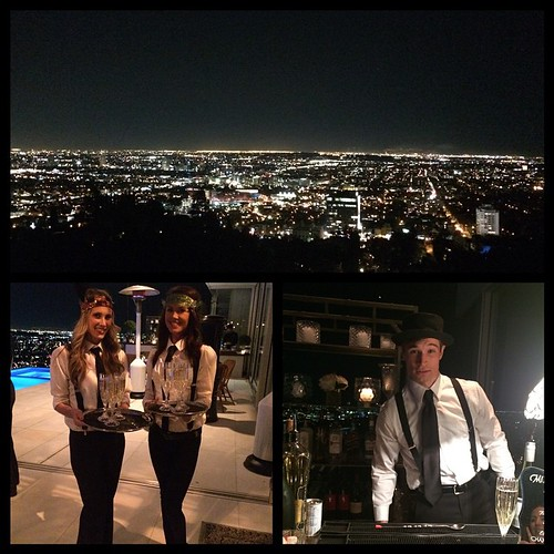 Can't beat this view! #stunning #losangeles #bartenders #servers #staffing #events #eventlife #200ProofLA #200Proof 💋