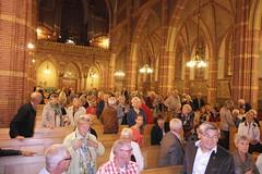 100-jarig jubileum van het Adema-orgel, St.-Agathakerk, Lisse, 4 oktober 2014. Foto: Frank Mélotte.