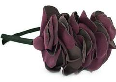 Glimpse of Malibu Purple Headband K2 P6520A-2