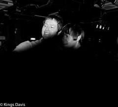 London Cool (Flip the Script) Tags: life shadow party blackandwhite london fashion club night hair mod monchrome