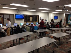 """2014 Hour of Code • <a style=""""font-size:0.8em;"""" href=""""http://www.flickr.com/photos/109120354@N07/16094888885/"""" target=""""_blank"""">View on Flickr</a>"""
