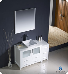 FVN62-3612WH-VSL_2 (Burroughs_Hardwoods) Tags: bathroom mirror bath sink cabinet furniture mirrors double storage sinks cabinets countertops cabinetry vanities