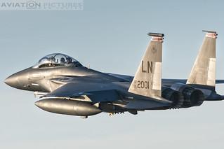 McDonnell Douglas F-15E Strike Eagle 494th FS