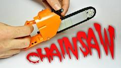 Lego Technic Chainsaw (MOC) (hajdekr) Tags: motion saw engine chainsaw tools chain chainlink technic tool legotechnic legointerest
