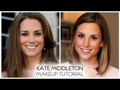 KATE MIDDLETON Makeup Tutorial - YouTube via [Pam Alexander]