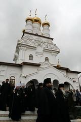 178. Освящение храма в Горловке  2008 г