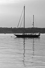 Stonington Stailboat (Steve from NJ) Tags: water sailboat ship connecticut stonington