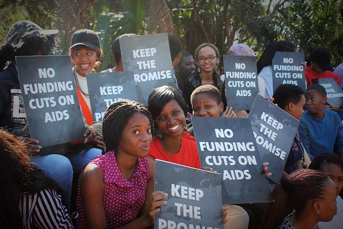 University of KwaZulu Natal Keep the Promise Roadshow