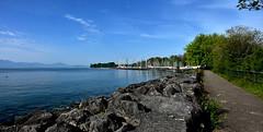 Port du Petit Bois (Diegojack) Tags: panorama nature port nikon lman sentier rochers petitbois nikonpassion d7200