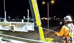 Berkeley Street girder setting (WSDOT) Tags: army washington center medical lakewood madigan dra wsdot jblm
