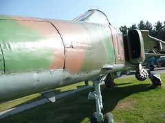 "Mig-27K 11 • <a style=""font-size:0.8em;"" href=""http://www.flickr.com/photos/81723459@N04/26804835033/"" target=""_blank"">View on Flickr</a>"