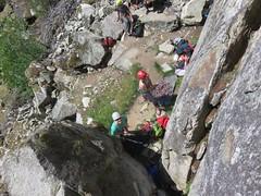 climbing with Jill day.. (iwona_kellie) Tags: canada fun jill weekend britishcolumbia sunday may squamish leading 2016 leadclimbing area44 sportrockclimbing