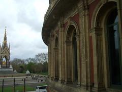 Royal Albert Hall, London (j a thorpe) Tags: london royalalberthall victorian u3a