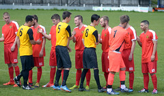 New Mills v Prescot Cables (KickOffMedia) Tags: park new game net church sports senior loss field sport club ball manchester stand football goal referee shoot play shot post kick terrace stadium soccer north atmosphere ground player staff cables lane points friendly fields match pitch kickoff fans draw manager fc mills score premier spectator tackle league throw penalty midfielder fa supporters grassroots striker defender skill goalkeeper keeper stadia nonleague linesman prescot manchesterfootball