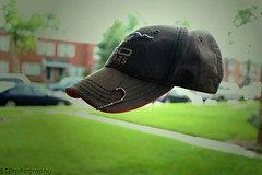 Floating Hat (eddietyndall) Tags: fish hat floating pony mustang hook levitate