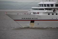 Hanseatic (Portishead Point) Tags: hanseatic