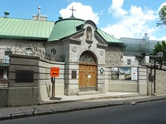 Quebec City, Quebec, Canada, Monastere Augustines (Augustine Monastery) (Mary Warren (6.8+ Million Views)) Tags: canada building architecture quebec monastery quebeccity monastereaugustines