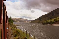 SRPS West Highlander at Loch Treig (Chris Baines) Tags: west highlands fort lock north highlander william bewick srps treig