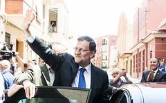 Mariano Rajoy visita la localidad de Alfafar (Partido Popular) Tags: valencia rajoy pp marianorajoy partidopopular 26j eleccionesgenerales