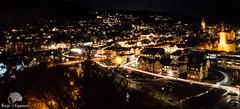 WerdohlSkyline (Benjo's knipserei) Tags: night landscape long exposure time stadt nrw langzeitbelichtung werdohl