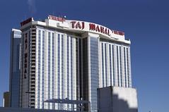 The Taj Mahal Casino in Atlantic City NJ (Bruce.Emmerling) Tags: atlanticcity ac beach ocean resort casino gambling boardwalk historic surf shore jerseyshore newjersey
