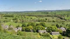 Taddington panning panorama (Keartona) Tags: panorama taddington derbyshire england landscape panning video moving countryside green summer sunny day village peakdistrict