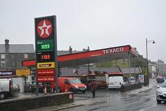 Texaco, Haslingden Lancashire. (EYBusman) Tags: station garage lancashire gas service petrol gasoline texaco premier filling haslingden eybusman