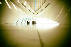 These Things I Thought I'd Share With You I Keep to Myself (Thomas Hawk) Tags: usa wisconsin architecture america unitedstates fav50 wheelchair unitedstatesofamerica milwaukeeartmuseum milwaukee santiagocalatrava fav10 fav25 fav100