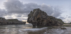 crack (izaguirrepeter) Tags: nikon nikond610 tokina1628mm tokina gran angular paisaje panorama playa asturias rocas