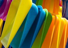 Happy Hour 3 (S's images) Tags: plastic multi seaside bucket spade bognor regis summer esplanade