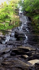 Pratts Falls (rpalladino29) Tags: road new york trees cliff tree feet wet rock rocks hiking rocky hike falls trail 137 pratts manlius