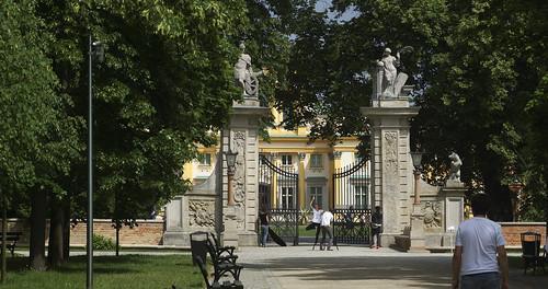 Varsovia - Palacio de Wilanow