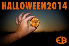 ... HALLOWEEN2014 (*melkor*) Tags: sunset art halloween dark lights october shadows hand postcard experiment minimal conceptual pumpking 2014 melkor freepostcard smallpumpkin samahin trashbit