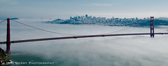 Golden Gate Bridge, San Francisco, CA (donberry37 (SF Bay Area)) Tags: sanfrancisco bridge fog goldengate