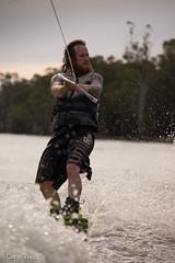 Cruising, Robinvale, Victoria, Australia (carajupp) Tags: camping adam water river boat bush wakeboard murrayriver skiboat robinvale riversidecaravanpark