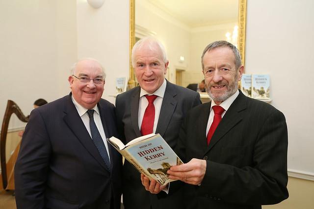 """Breda Joy """"Hidden Kerry"""" Book launch"""