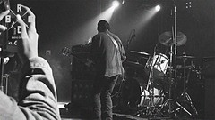 9 (reaoubien) Tags: leica blackandwhite bw monochrome live rocknroll brmc photoworks stagephotography petehayes reaoubien